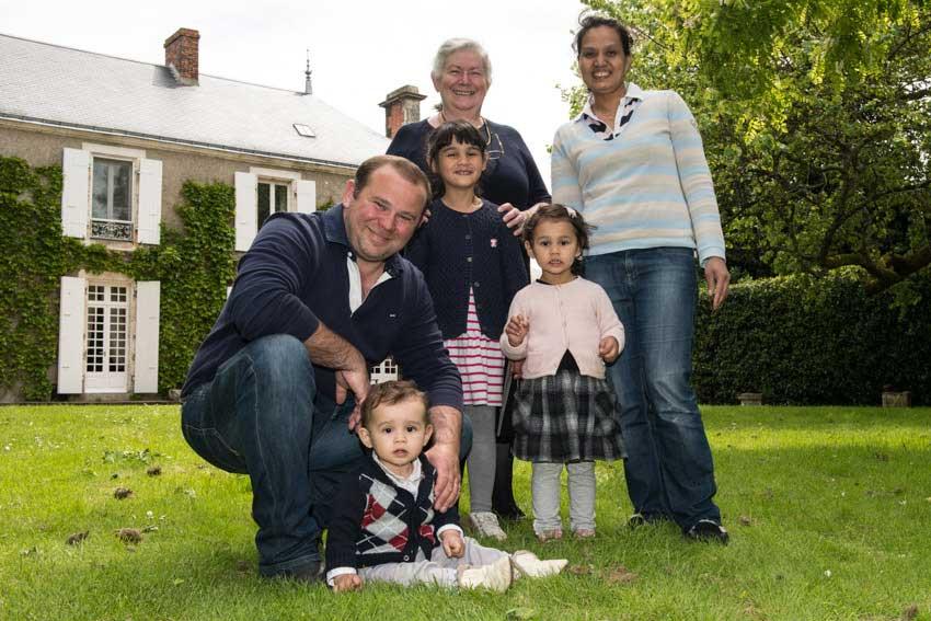 La Famille Renard - Chambres d'hôtes