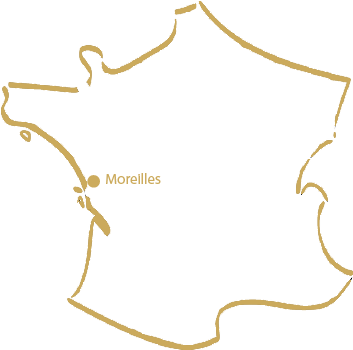 Carte de France Moreilles
