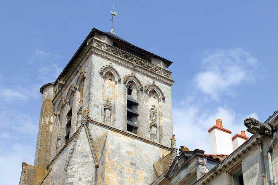 Cathédrale de La Rochelle - Hotel Charme La Rochelle