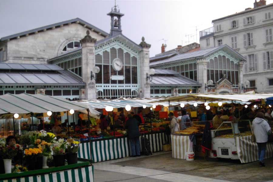 Marché de La Rochelle