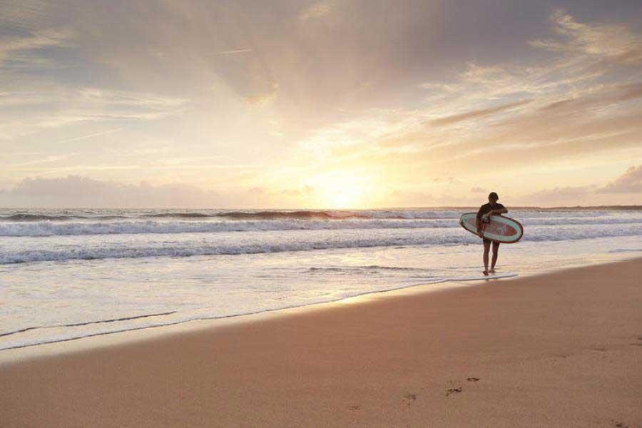 Plage - Surf - Hotel charme la Tranche-Sur-Mer
