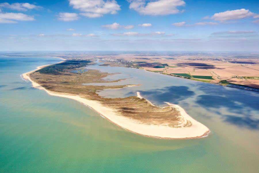 La Pointe d'arcay Vendée