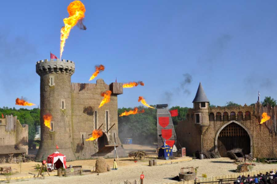 Spectacle Le Secret de La Lance - Puy du Fou
