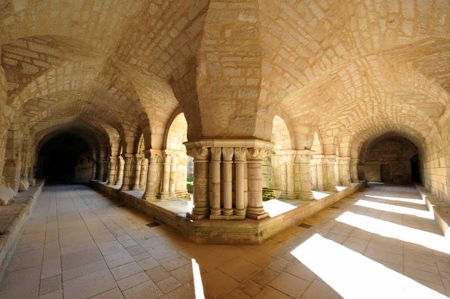 Abbaye de Nieul su l'Autise