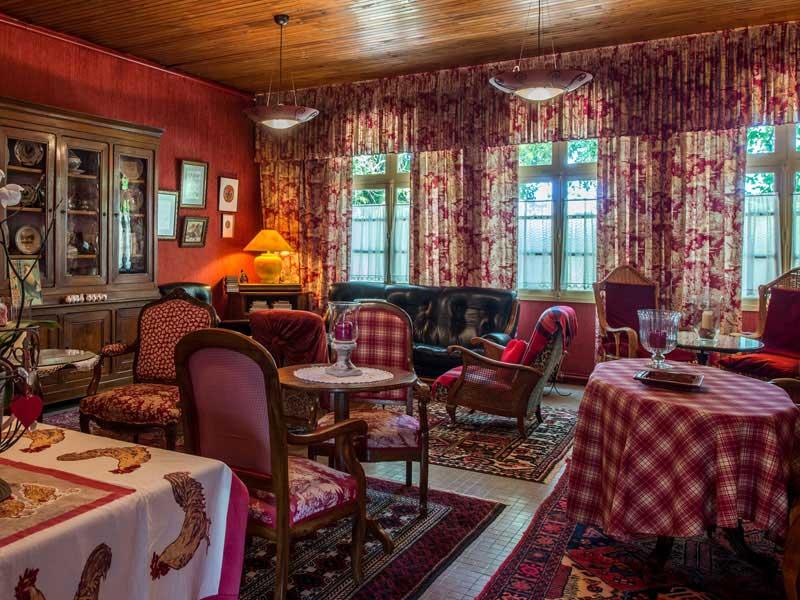 Bar - Hotel La Rochelle