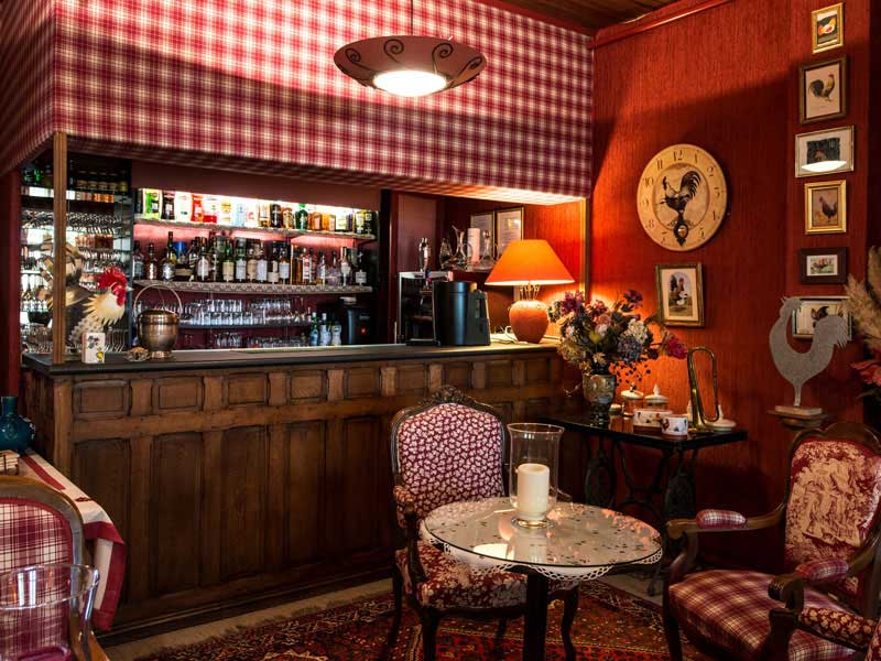 Bar - Hotel Marais Poitevin