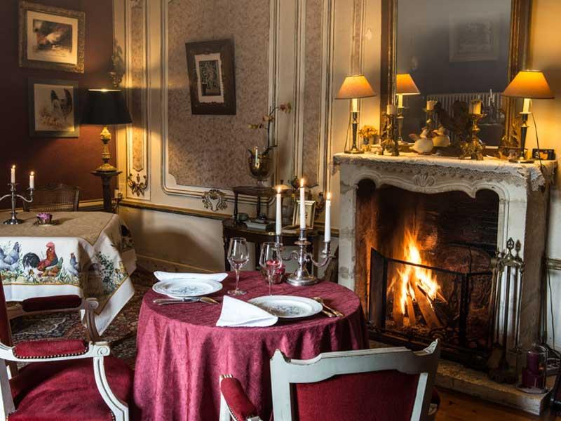 Dîner aux chandelles - Hotel de Charme La Rochelle