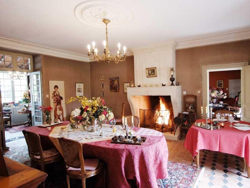 Dîner aux chandelles - Hotel Marais Poitevin - Week-end romantique et Spa