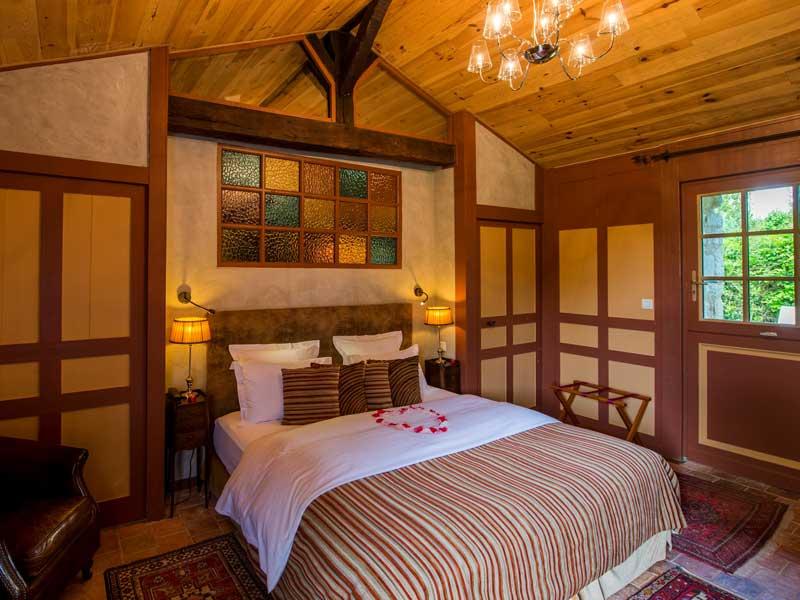 Chambre confort - Hotel Marais Poitevin - Nuit câline et spa