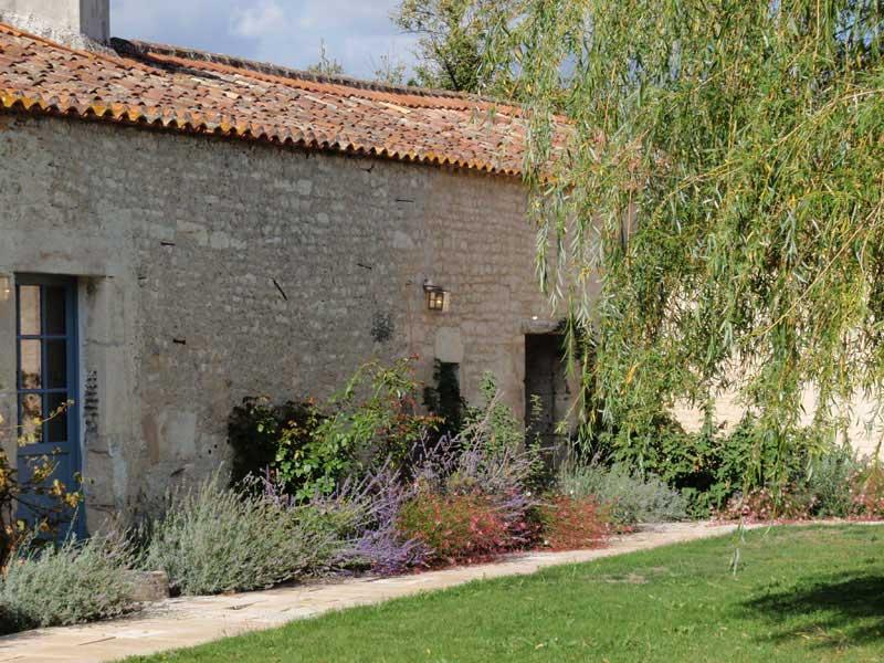 Hotel de Charme - Le Portail en Marais Poitevin
