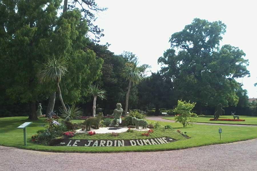Jardin du dumaine - Luçon