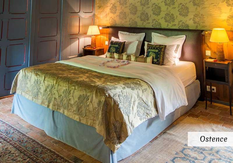 Suite Ostence avec jacuzzi - séjour famille en chambres d'hotes