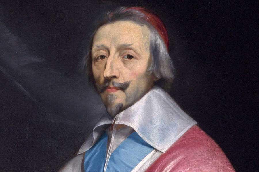 Richelieu abbé de Luçon - Hotel Lucon