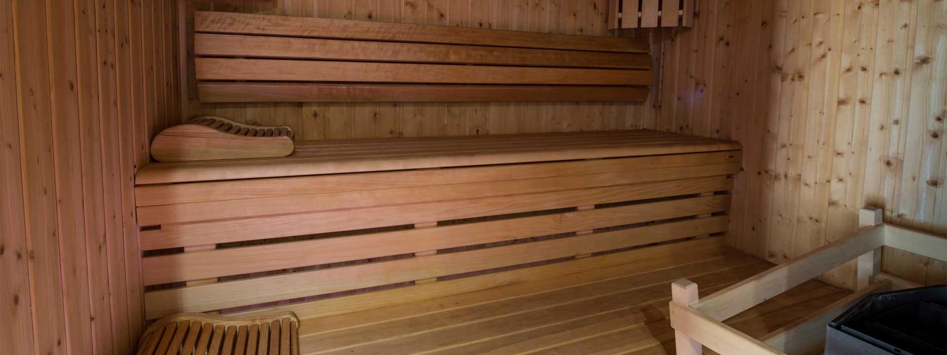 Hotel avec Sauna