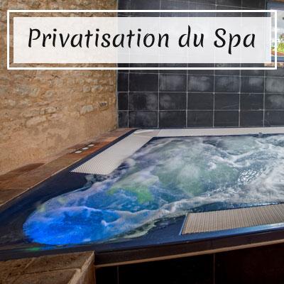Privatisation du Spa - Hotel avec Spa La Rochelle - Services et Spa