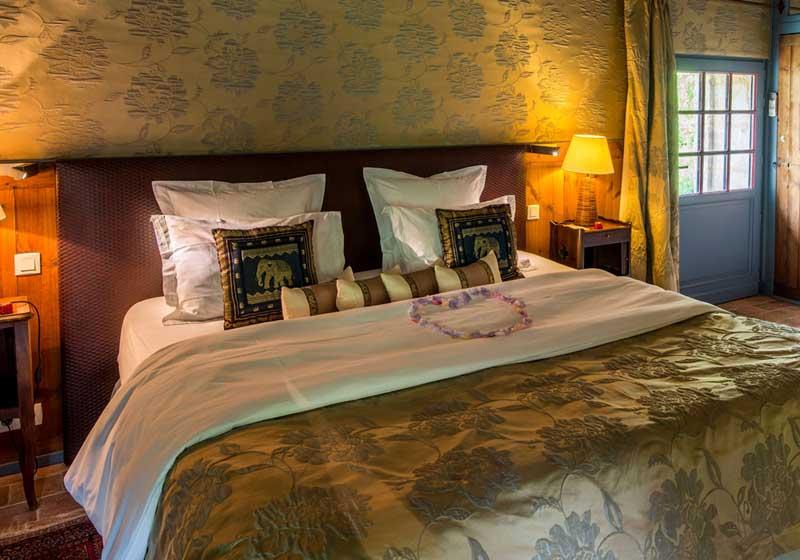 Suite Luxe - Hotel avec jacuzzi