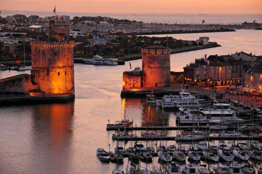 Les Tours de La Rochelle - Hotel Charme La Rochelle