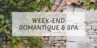 Week-end romantique & Spa - idées week-end romantique
